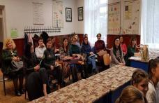 Cerc pedagogic la Școala Gimnazială nr. 1 Concești - FOTO