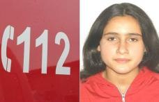 Adolescentă dispărută, căutată de familie și de autorități