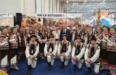 Judeţul Botoşani prezent la Târgul de Turism al României - FOTO