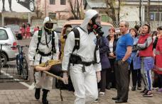 Plan Roșu de Intervenție astăzi la Botoșani - FOTO