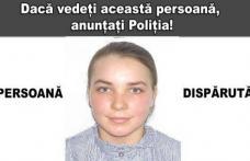 Adolescentă de 15 ani dată dispărută după ce a plecat la școală și nu a mai revenit la domiciliu