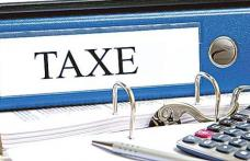 ANUNȚ - DEZBATERE PUBLICĂ - Proiect de Hotarâre impozite și taxe locale pentru anul 2020