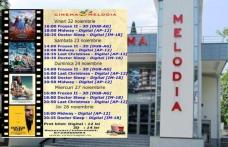 """Vezi ce filme vor rula la Cinema """"MELODIA"""" Dorohoi, în săptămâna 22 - 28 noiembrie – FOTO"""
