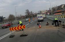Un nou proiect marca Hidtoplasto Botoșani! Lucrări la podul viaduct din Fălticeni - FOTO