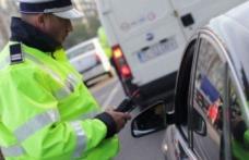 Șofer prins beat la volan în plină zi! S-a ales cu dosar penal