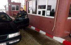 Moldovean cu permis de conducere fals descoperit la Vama Stânca