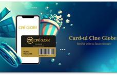 Cine Globe Botoșani: Din 22 noiembrie, cardul de fidelitate îți aduce beneficii să te poți bucura de fiecare vizionare!