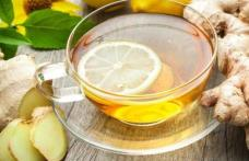 Beneficiile ceaiului de ghimbir în sezonul rece