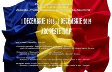 DOROHOI! Programul manifestărilor prilejuite de sărbătorirea Zilei Naţionale a României