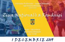 Ceremonialul Zilei Naționale a României, pregătit de Prefectură - FOTO