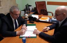 """A fost semnat contractul de finanțare a proiectului """"Dotarea Ambulatoriului din Cadrul Secției Exterioare Pediatrie a Spitalului Județean de Urgență """""""