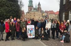 """Şcoala Gimnazială """"Mihail Sadoveanu"""" Dumbrăviţa - Activităţi de predare-învăţare-formare Proiect Erasmus+ Ka 229 în Polonia - FOTO"""