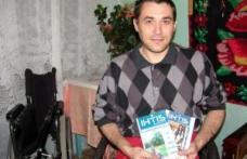 """Interviu cu Marius Petraru: """"Şi noi, persoanele cu dizabilităţi, suntem tot oameni"""""""