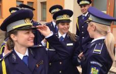 Forțe noi: 20 de tineri, absolvenți s-au alăturat polițiștilor de imigrări