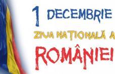 Primăria municipiului Dorohoi vă invită duminică, 1 decembrie 2019, la manifestările ce vor marca ZIUA NAŢIONALĂ A ROMÂNIEI