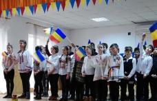 ZIUA NAŢIONALĂ sărbătorită la Şcolile Rediu, Rădăuţi-Prut şi Miorcani - FOTO