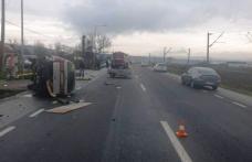Șofer din Dorohoi implicat într-un accident rutier grav, în Cluj