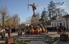 1 Decembrie 2019 – Ziua Națională a României sărbătorită la Dorohoi cu depunere de coroane - FOTO