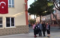 """Călătoria Erasmus + la Școala gimnazială """"Spiru Haret"""", Dorohoi: Prima oprire - FOTO"""
