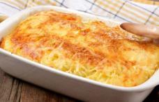 Paste cu brânză la cuptor