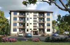 Dorohoi: Primarul Alexandrescu a semnat contractul pentru construcția a 16 locuințe sociale