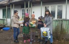 """Colegiul Național """"Grigore Ghica"""" Dorohoi: Săptămâna legumelor și a fructelor donate - FOTO"""