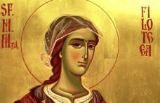După ziua de Moș Nicolae, este prăznuită Sfânta Flifoteia. Tradiții și obiceiuri de Sf. Filofteia