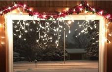 Atenție la instalațiile de Crăciun! Un bărbat a murit intoxicat cu fum după ce a lăsat una aprinsă peste noapte