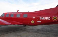 Bărbatul rănit în incendiul de la Bucecea trimis cu avionul SMURD la Timișoara
