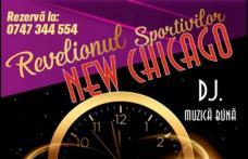 Petrecem de REVELION împreună la NEW CHICAGO! Distracție, muzică bună, șampanie bowling și biliard