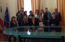 """Elevii Colegiului Național """"Grigore Ghica"""" Dorohoi au încheiat, în luna noiembrie, a treia mobilitate din cadrul proiectului Erasmus+ """"Vivez votre vie"""
