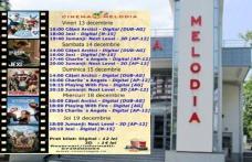 """Vezi ce filme vor rula la Cinema """"MELODIA"""" Dorohoi, în săptămâna 13 – 19 decembrie – FOTO"""