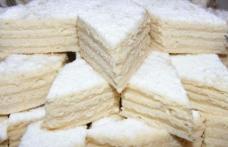 Cea mai căutată rețetă de Crăciun – Prăjitura Albă ca zăpada