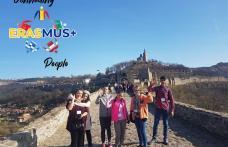 """""""Connecting People"""" - Proiect de parteneriat Erasmus + la Școala Gimnazială """"Ștefan cel Mare"""" Dorohoi - FOTO"""