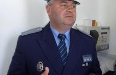 Astăzi, ultima zi de muncă a şefului Poliţiei Rutiere, Dumitru Zmău