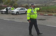 Șoferi, respectați legea! 58 de permise de conducere reținute în urma acțiunii rutiere desfășurate săptămâna trecută!