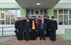 Cercul pedagogic al profesorilor de religie creștin ortodocși din zona Dorohoi - FOTO