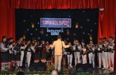 """""""Carnavalul Zăpezii"""" al Clubului Copiilor Dorohoi – ediția a XXI-a  - a doua seară se spectacol - FOTO"""