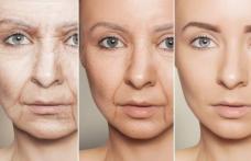Îmbătrânirea nu se petrece într-un ritm constant, ci în salturi, cu vârfuri la 34, 60 si 78 de ani