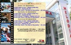 """Vezi ce filme vor rula la Cinema """"MELODIA"""" Dorohoi, în săptămâna 20 – 26 decembrie – FOTO"""
