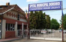 A ajuns la Spitalul Municipal Dorohoi după ce s-a răsturnat cu mașina într-un șanț