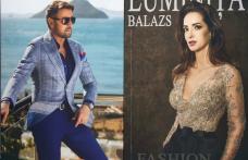 Dorohoiul este în vizorul creatorilor de modă! Magazin partener cu Luminița Balazs și Cătălin Botezatu deschis la Dorohoi