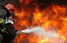 Opt incendii într-o săptămână: Pompierii au salvat şi protejat bunuri materiale în valoare de aproximativ 600 mii lei