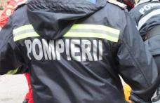 290 de misiuni ale pompierilor botoşăneni în ultima săptămână