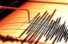 Trei cutremure în România în prima zi de Crăciun