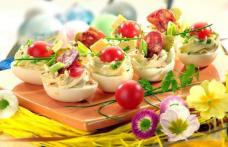 Cum să faci altfel de ouă umplute pentru masa dintre ani