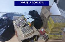Percheziții la Botoșani! Articole pirotehnice confiscate de polițiști