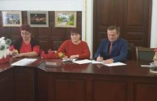 Semnare contracte subvenție, finanțate în cadrul Concursului de planuri de afaceri Business Start Dorohoi 2019