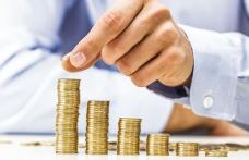Salariul minim crește, începând cu 1 ianuarie, de la 2.080 la 2.230 de lei