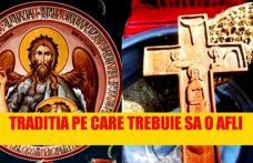 Tradiții, obiceiuri, superstiții de Sfântul Ioan Botezătorul. Ce nu e bine să faci pe 7 ianuarie